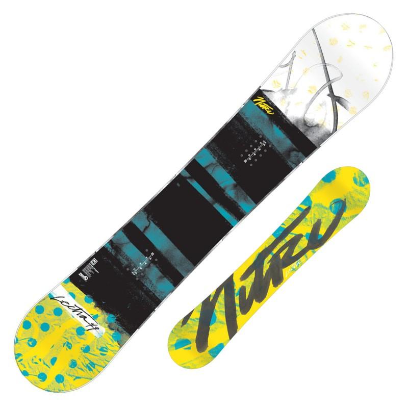 Snowboard Nitro Lectra Bright