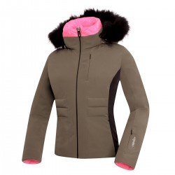 ski jacket Zero Rh+ Sunrise woman