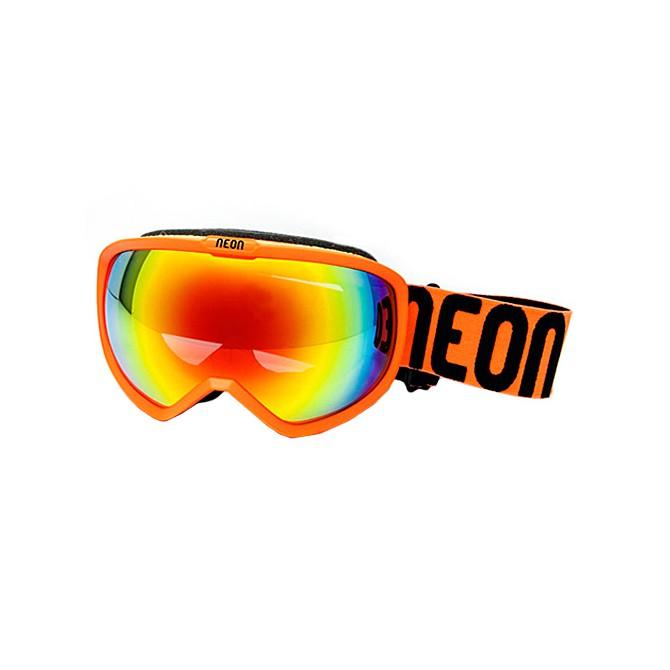 Maschera sci Neon Garage Mirrortronic