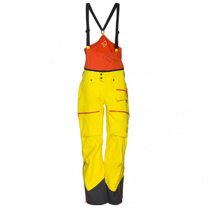 Pantalone sci Norrona Lofoten Gtx Donna
