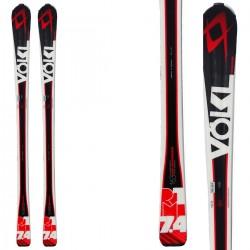 ski Volkl Rtm 74 + fixations 10.0 Fastrack III