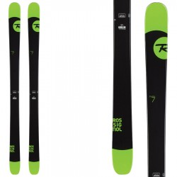 ski Rossignol Smash 7 + bindings Axium 100 B 93
