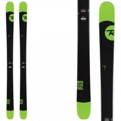 ski Rossignol Smash 7 + fixations Axium 100 B 93