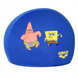 Cuffia piscina Arena Spongebob tessuto Junior