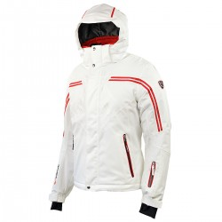 ski suit Bottero Ski Adonis white-red man