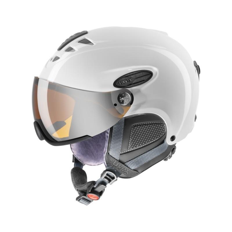 casco sci donna  Casco sci Uvex Hlmt 300 Visor - Caschi sci e snowboard
