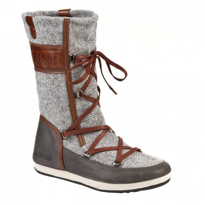 Doposci Moon Boot Mb Avenue 2 Felt Donna