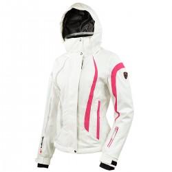 Giacca sci Bottero Ski Euthalia bianco Donna