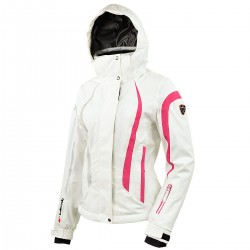 ski jacket Bottero Ski Euthalia white woman