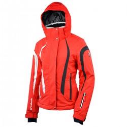 veste ski Bottero Ski Euthalia rouge femme