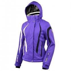chaqueta esquì Bottero Ski Euthalia violeta mujer