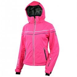 veste ski Bottero Ski Jessenia fuchsia femme