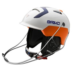 ski helmet Briko Etna SL + chinguard