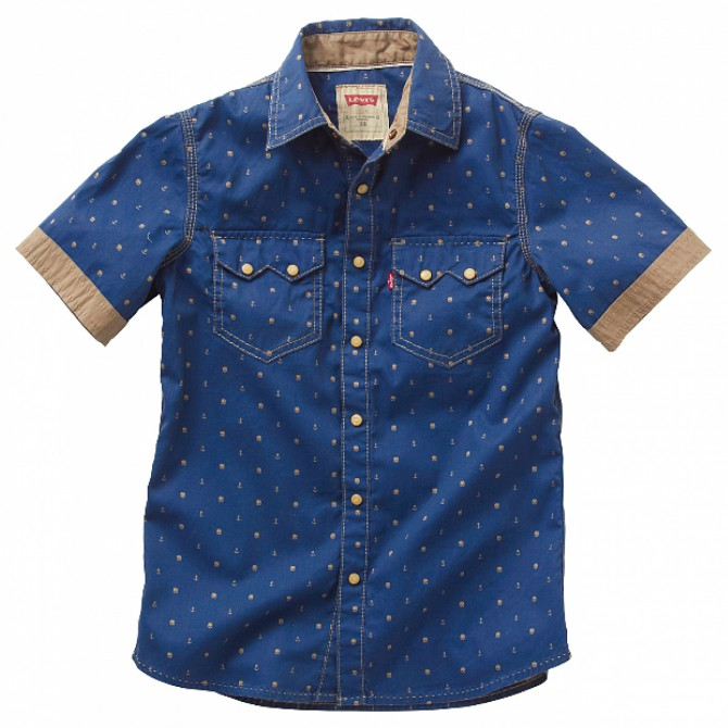 shirt Levi's Worker Junior