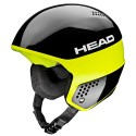 Casque ski Head Stivot Race Carbon noir