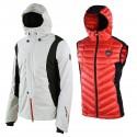 chaqueta esqui + chaleco Emporio Armani Butter 271558-4A360 hombre