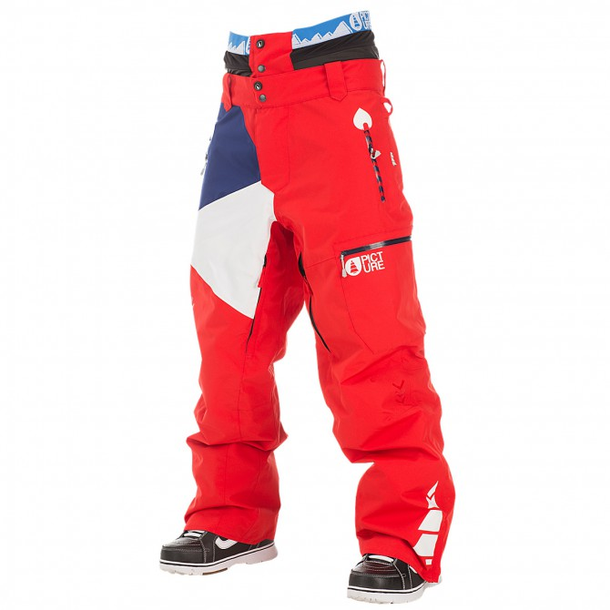 Pantalone snow Picture Action Uomo