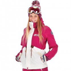 Giacca snowboard Picture Sidney Donna