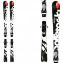 Ski Bottero Ski F23 + fixations V212 + plaque Quicklook