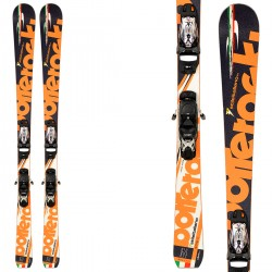 Sci Bottero Ski Stile Italiano + attacchi Goode V212 + piastra Quicklook