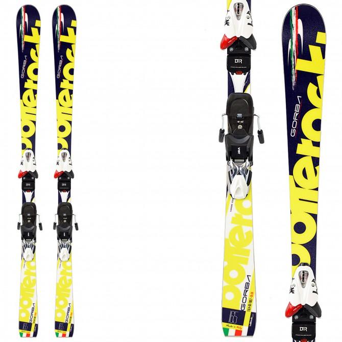 sci Bottero Ski Gorba + piastra Air Soft Caso 2 + attacchi V614