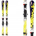 Ski Bottero Ski Gorba + bindings V614 + plate Air Soft Caso 2