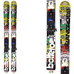 Ski Bottero Ski Gran Cross + bindings Vist V614