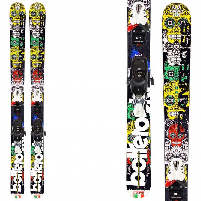 sci Bottero Ski Gran Cross + attacchi V614