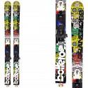 Ski Bottero Ski Gran Cross + bindings Vist V614