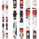 Esquí Bottero Ski Urlo + placa Quicklook + fijaciones Goode V212