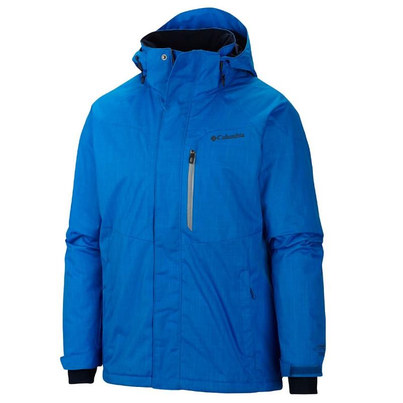 giacca da sci columbia