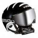 casco esqui Kask Class Sport + visera