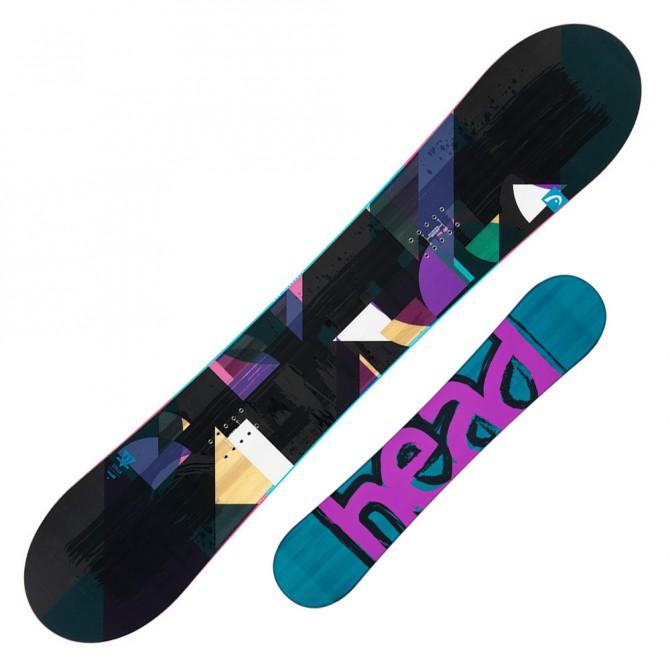 snowboard Head Stella Rocka