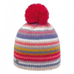chapeau Brekka Stripe Hairy Pon