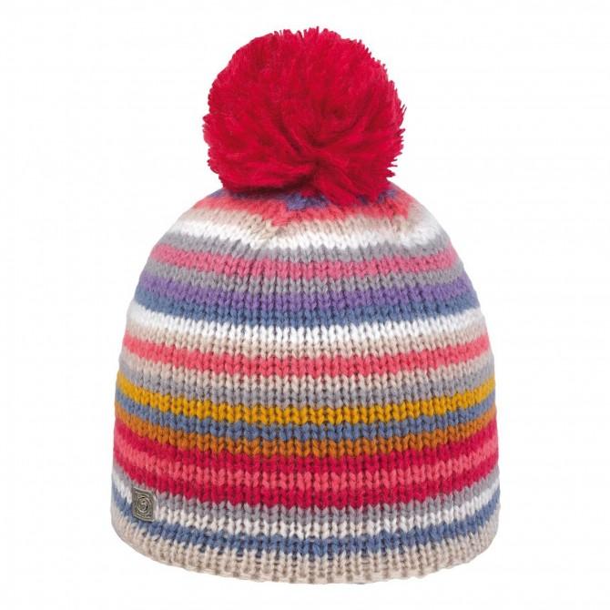 Cappello Brekka Stripe Hairy Pon