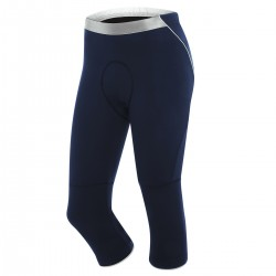 Pantaloni ciclismo Zero Rh+ Fusion Donna blu