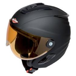 casco esqui Mivida Mat Visor + visera