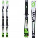 ski Volkl Rtm 75 + fixations 4 Motion 10.0