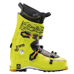 alpinism boots Fischer Transalp Vacuum Ts Lite