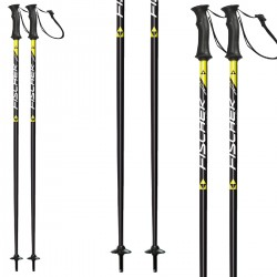 ski poles Fischer RC4 WC SL Junior