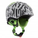 snow helmet Quiksilver The Game