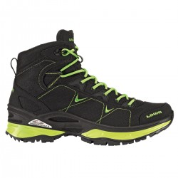 Trekking shoes Lowa Ferrox Gtx Mid Man black