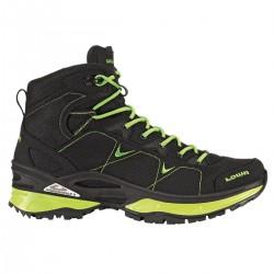Zapatos trekking Lowa Ferrox Gtx Mid Hombre negro