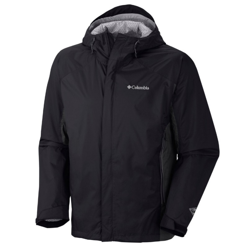 new product bcdad dc039 giacca Columbia Rainstormer Uomo