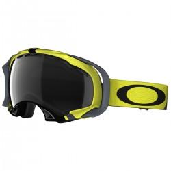 snow goggle Oakley Splice lime