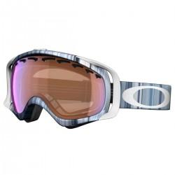 snow goggle Oakley Crowbar blue-white