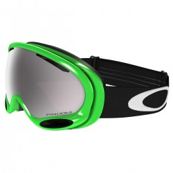 máscara snow Oakley A-Frame verde