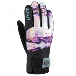Snowboard gloves Dakine Electra Woman