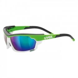 lunettes Uvex Sport Style 304 IR + lentilles