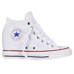 zapatillas Converse All Star Lux Canvas blanco mujer